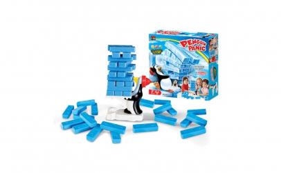 Turnul instabil al Pinguinul