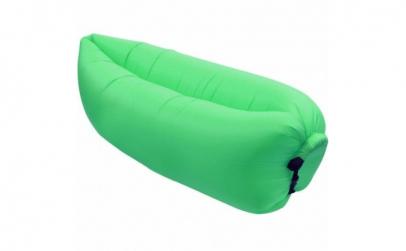 Saltea-sezlong gonflabil tip sac