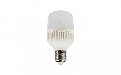 Bec LED 18W, glob mat, lumina rece