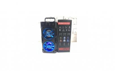 Boxa portabila bluetooth KTS - Karaoke