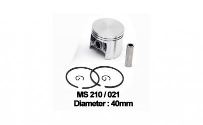 Piston complet Stihl: MS 210, 021 (40mm)