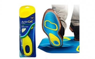Branturi pentru pantofi Gel Activ