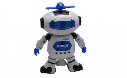 Robot cu sunete si lumini