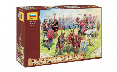 1:72 REPUBLICAN ROME INFANTRY - 40