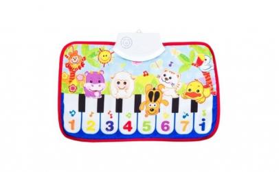 Covoras interactiv copii MAF-Piano, cu