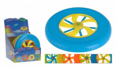 Frisbee cu elice