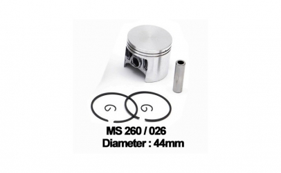 Piston complet Stihl: MS 260 (44mm) -