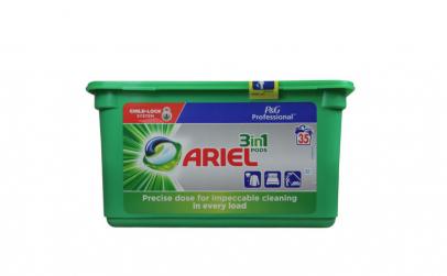 Detergent capsule, Ariel Professional