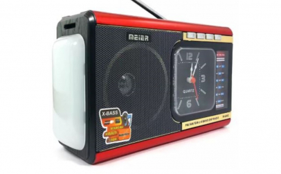 Radio cu ceas, mp3