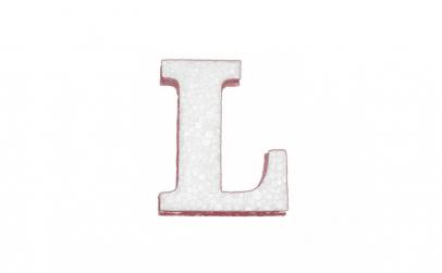 Litera L Polistiren 10 cm