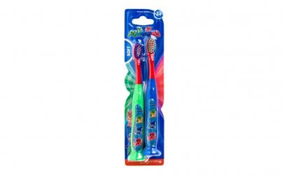 Set 2 periute de dinti pentru copii
