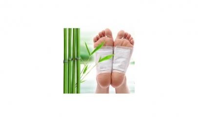 Set 50 plasturi detoxifiere Kinoki