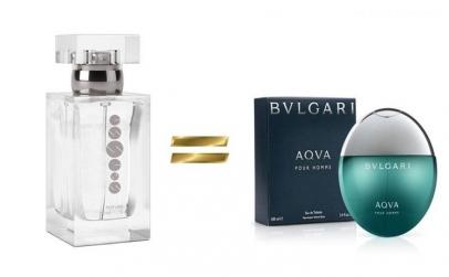 Apa de parfum marca alba   M018 marca