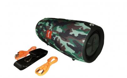 Boxa portabila XERTMT camuflaj