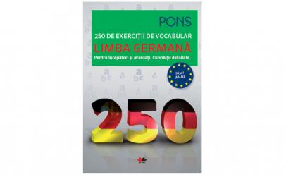 Limba Germana. 250 De Exercitii De