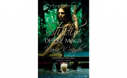 Studiu despre magie (vol.2 din Cronicile
