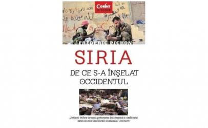 Siria - Frederic Pichon