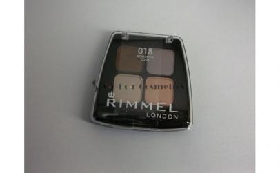 Fard Rimmel Colour Stay Quad - Romantic