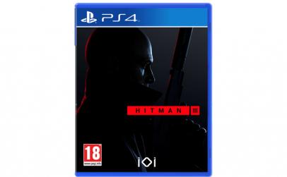 Joc Hitman III (3) pentru PlayStation 4