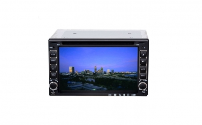 CD-DVD Player auto 2DIN, cu GPS