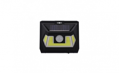 Lampa LED solara cu senzor