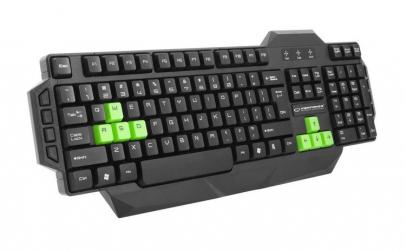 Tastatura pentru jocuri USB