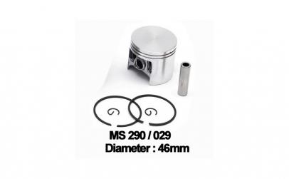 Piston complet Stihl: MS 290 (46mm) -