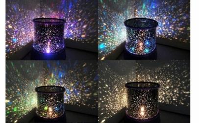 Lampa proiector Star Master