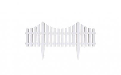 Set 4 buc, gard pentru gradina, lungime