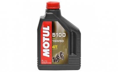Ulei Moto Motul 5100 15W50 4T 2L