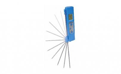 Termometru dublu cu infrarosu contact