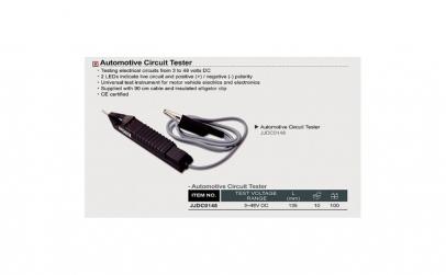 Tester circuit electric