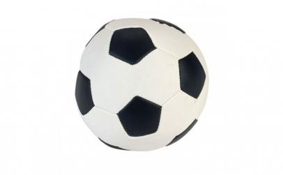 Jucarie soft minge fotbal  11 cm