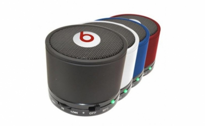 Mini boxa portabila Bluetooth Beats