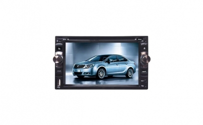CD-DVD Player auto 2DIN universal HD