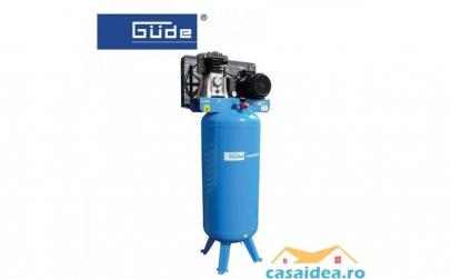 Compresor 200 L  10 bari GUDE 480 10