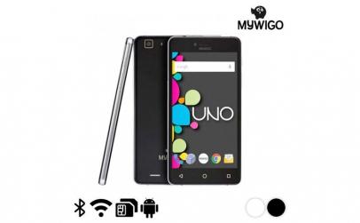 Smartphone de 5'' MyWigo UNO
