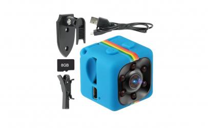 Mini Camera HD + card 8gb