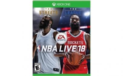 Joc Nba Live 18 En Eu Pegi Pentru Xbox