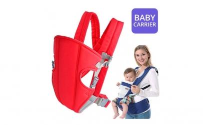 Port bebe marsupiu pentru bebelusi
