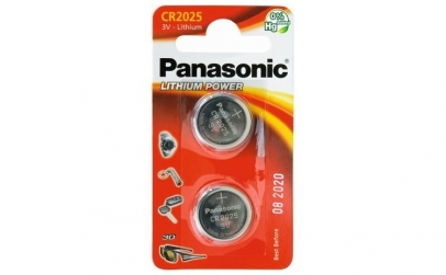 Baterie Speciala Panasonic Cr2025 2buc
