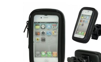 Suport iPhone impermeabil pt bicicleta