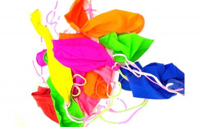 Set 50 baloane colorate