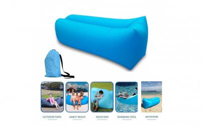 Saltea portabila Air Sofa Lazy Bed