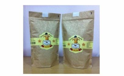 Cafea verde cu scortisoara-1kg