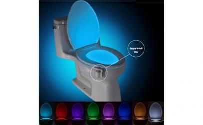 Capac toaleta Led multicolor