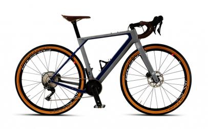 Bicicleta curse BMW 3T Culoarea Gri