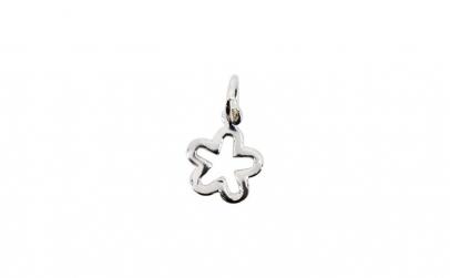 Pandantiv Argint 925 Floare Contur +
