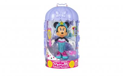 Papusa Minnie cu accesorii - Sirena