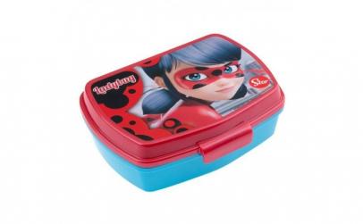 Cutie alimentara cu imprimeu LadyBug